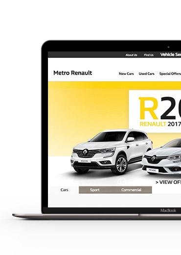 Metro Renault