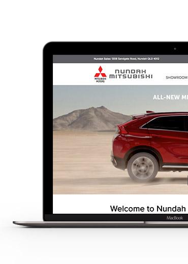 Nundah Mitsubishi