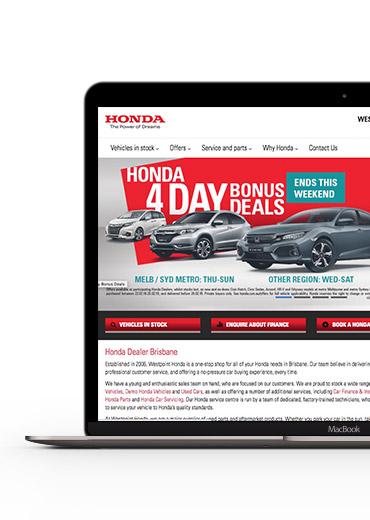 Westpoint Honda